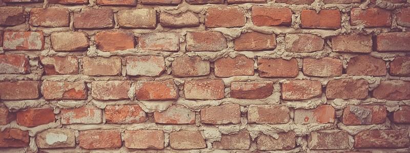 Bekend Tips voor een bakstenen muur in huis &ER91