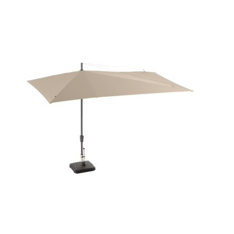 Madison Parasol Asymmetric Sideway 360x220 cm ecru PC15P016