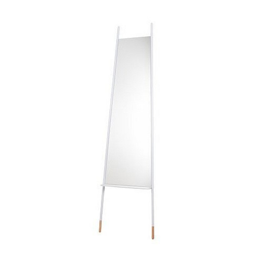 Zuiver Leaning Spiegel 171 cm - Wit afbeelding