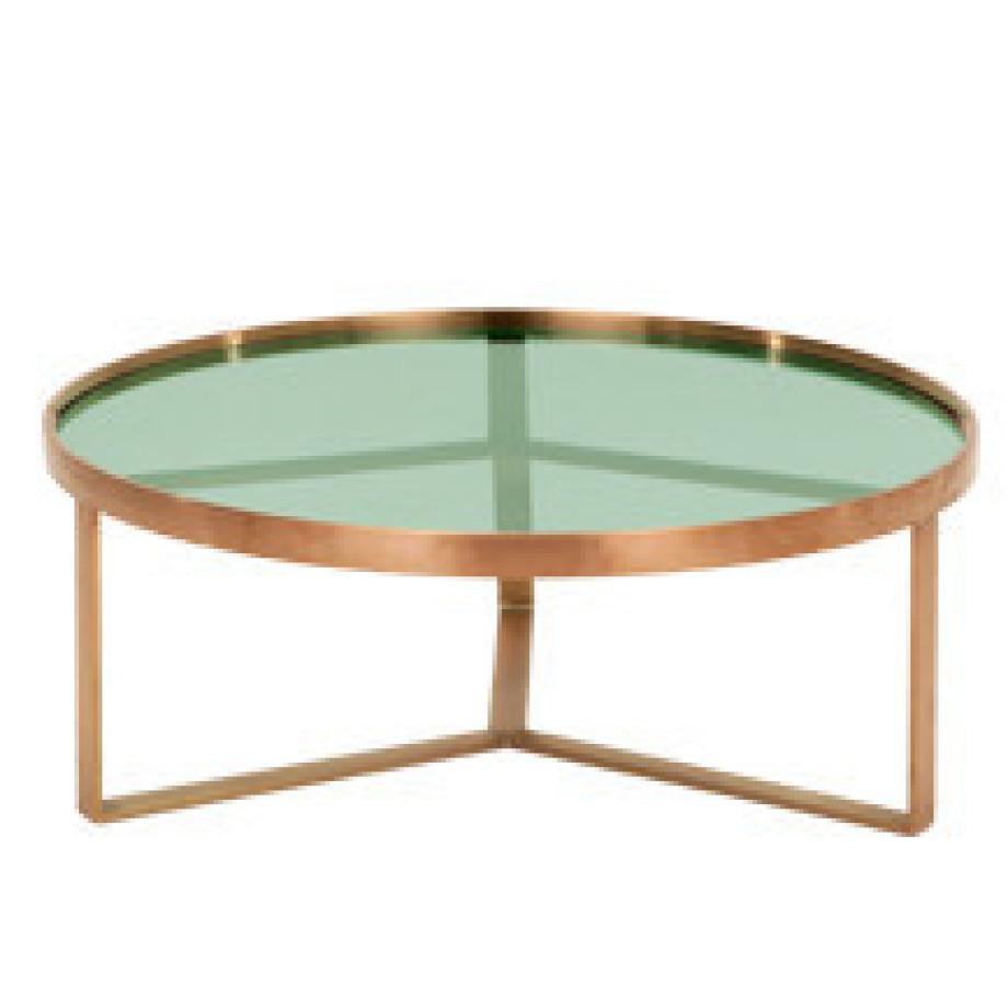 Salontafel Glas Met Brons.Koperen Bronzen Salontafels Online Kopen