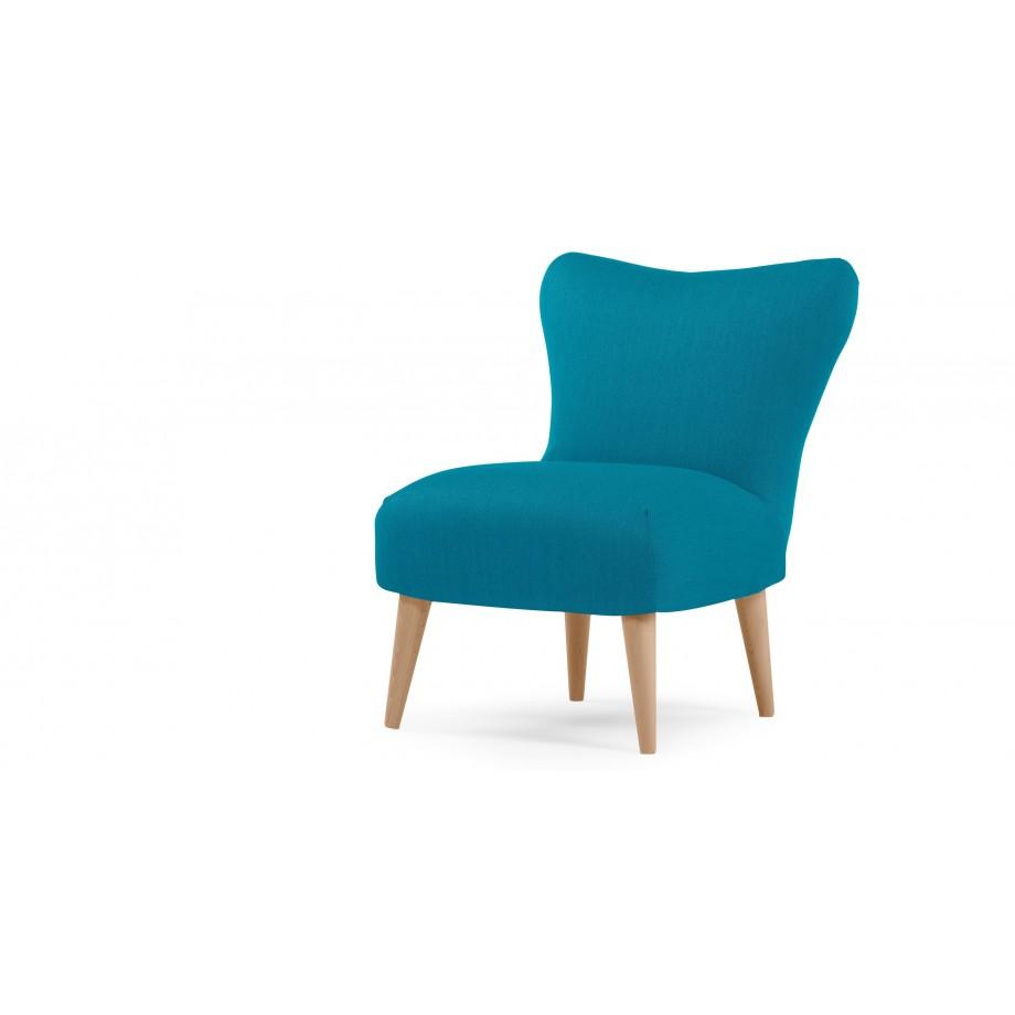 finch arte fauteuil ijsvogelblauw meerkleurig. Black Bedroom Furniture Sets. Home Design Ideas