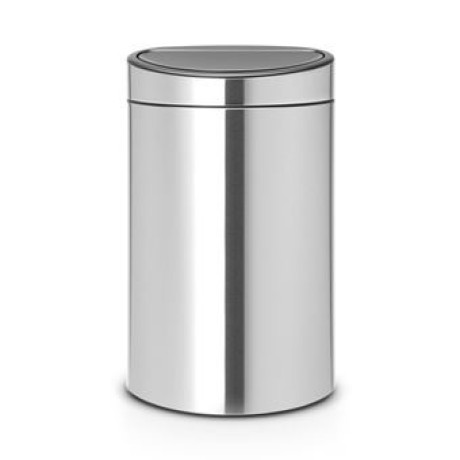 Brabantia Touch Bin Recycle FPP Afvalemmer 10 + 23 L