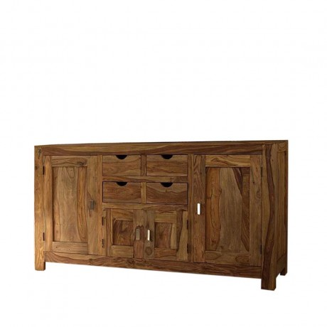 Dressoir Yoga l - massief sheeshamhout