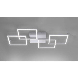 Home24 LED-plafondlamp Inigo I, Paul Neuhaus