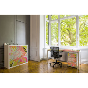 Home24 Rollende kast easyBox Color II, easyOffice by Paperflow