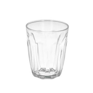 Glas, facetten, 22 cl