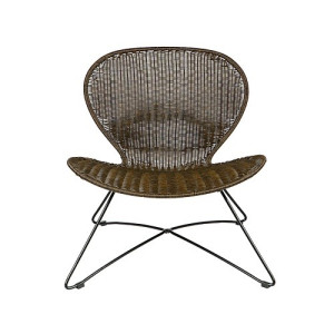 BePureHome Ole Fauteuil - Bruin