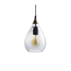 BePureHome Simple hanglamp large grijs - Grijs
