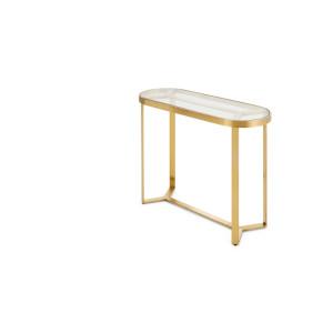 Glazen Sidetable Messing.Koperen Bronzen Sidetables Online Kopen