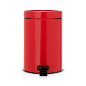 Brabantia Classic Pedaalemmer 20 L- Passion Red