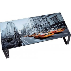 INOSIGN Salontafel met metalen