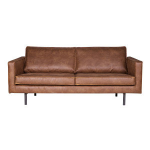 BePureHome Bank 'Rodeo' 2,5-zits, kleur cognac