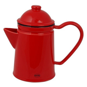 Cabanaz Theepot 600 ml - Rood