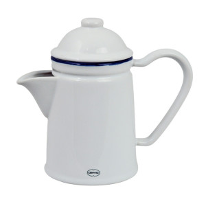 Cabanaz Koffiepot Wit - 600 ml