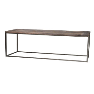 Lifestyle Home Collection - Madrid Sidetable 140x35x80 - Bruin