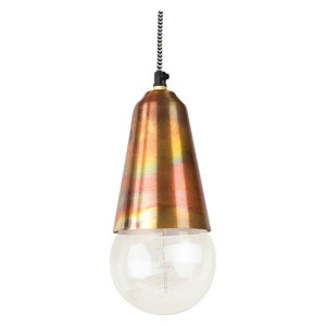 Lifestyle Shima Hanglamp 14 cm - Burned Copper
