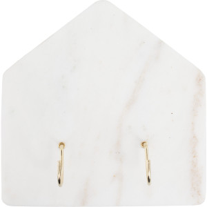 Braxton Home Collection - Marble 2 Kapstok - Wit