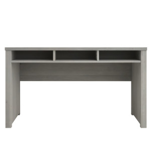 Bopita Basic Wood Bureau - Gravel Wash