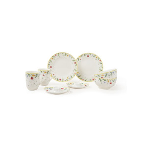 Villeroy & Boch Flower Meadow Breakfast For Two serviesset 8-delig
