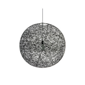 Moooi Random Light hanglamp zwart small