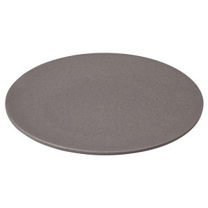 Zuperzozial Small Bite Bord - Stone Grey