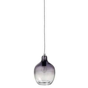 Nordal Bubble Hanglamp Donkerblauw - 26 cm