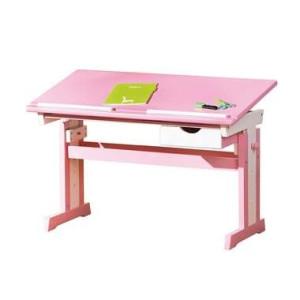 Bureau Cecilia - roze - 55,5x109x65,5 cm