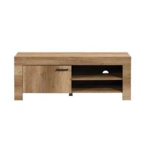 TV-meubel Lidia - eikenkleur - 53x140x42,5 cm