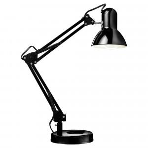 Bureaulamp Jaron Zwart