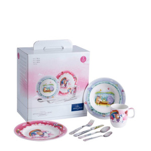 Villeroy & Boch Lily in Magicland serviesset (7-delig)