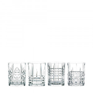Nachtmann whiskyglas Highland - set van 4