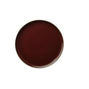 ASA Selection dinerbord Kolibri Rusty Red (Ø26.5 cm)