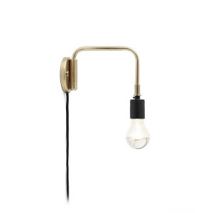 Menu Staple Wandlamp - Goud