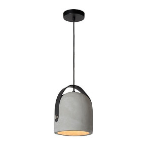 Lucide Copain Hanglamp Ø 20 cm - Taupe
