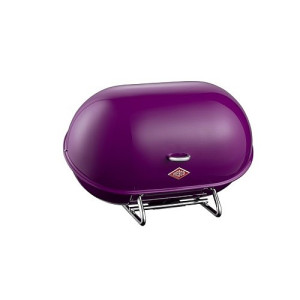 Wesco Single Breadboy Broodtrommel - Blackberry Purple