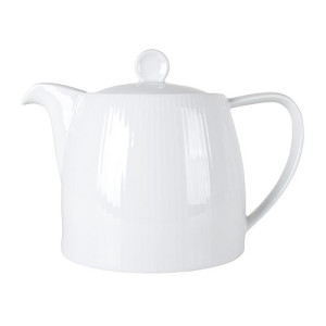 Fairtrade Royale Theepot - Wit