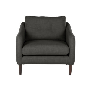 Content by Terence Conran Alban fauteuil, ijzergrijs