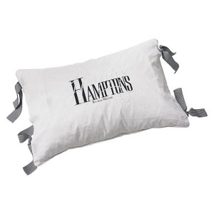Rivièra Maison Happy Hamptons Kussenhoes - 65 x 45 cm