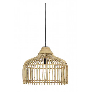 Light & Living Hanglamp 'Aspelli' 50cm, rotan naturel