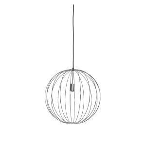 Light & Living Hanglamp 'Suden' 50cm, chroom