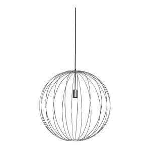 Light & Living Hanglamp 'Suden' 60cm, chroom
