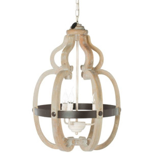 Riverdale - Riom Hanglamp 48cm - Wit