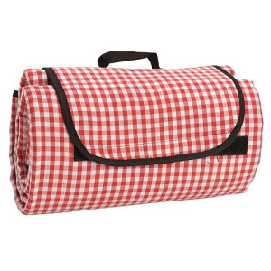 La Chaise Longue Bistrot Picknickkleed Ruit - Rood