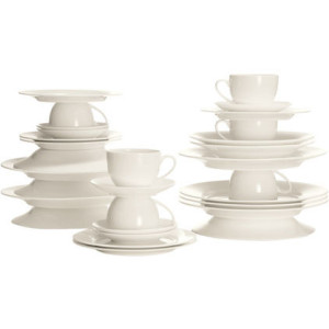 Maxwell & Williams Cashmere Koffie/Dinerset 30-delig