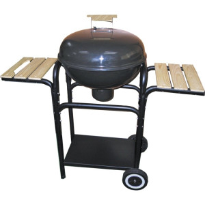 Kogelbarbecue wagenmodel