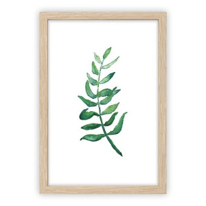 Graham & Brown Botanisch Print in Frame - 50 x 70 cm