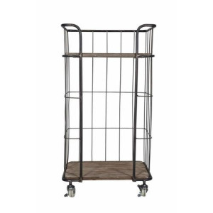 Wandkast Trolley Small