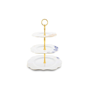 Pip Royal Etagère 3-Laags - Wit