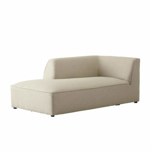 chaise met armleuning links Town