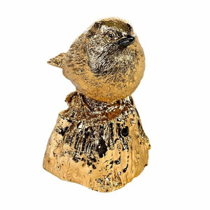 Pols Potten Ornament Singing Sparrow - Koper